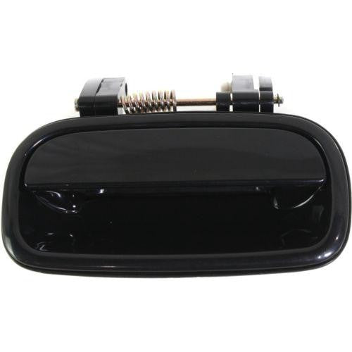 Door Handle Outer Rear Passenger Side (Black) Access Cab Toyota Tundra 2000-2006 | Hunt Auto Parts | Canadian Car Body Parts Store | Painted & Non-painted | TO1521114