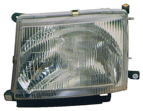 1997-2000 Toyota Tacoma Headlight Driver Side (2Wd) High Quality