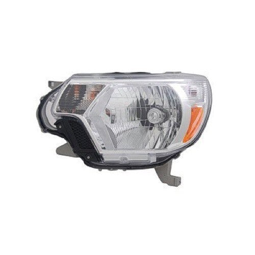 Head Lamp Driver Side High Quality Toyota Tacoma 2012-2015 | Hunt Auto Parts | Canadian Car Body Parts Store | Painted & Non-painted | TO2502213