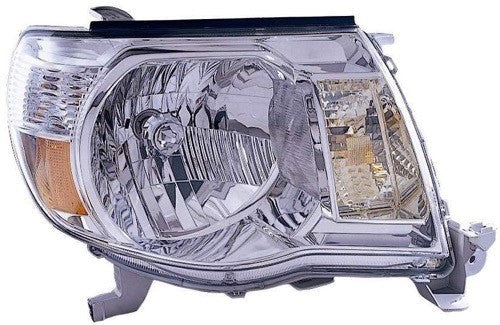 Head Lamp Passenger Side Without Sport Package High Quality Toyota Tacoma 2005-2011 | Hunt Auto Parts | Canadian Car Body Parts Store | Painted & Non-painted | TO2503157