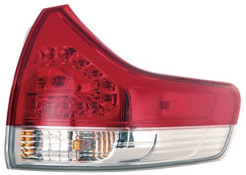 Tail Lamp Passenger Side (Exclude Se Model) High Quality Toyota Sienna 2011-2014 | Hunt Auto Parts | Canadian Car Body Parts Store | Painted & Non-painted | TO2805107