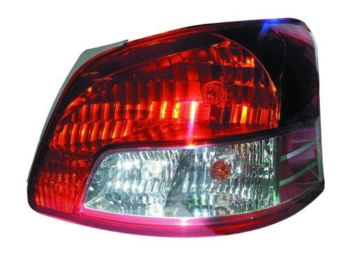 Tail Lamp Passenger Side Sedan High Quality Toyota Yaris 2007-2011 | Hunt Auto Parts | Canadian Car Body Parts Store | Painted & Non-painted | TO2819133