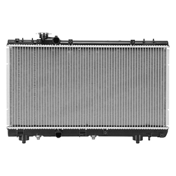 Radiator (1750) Toyota Tercel 1995-1999 | Hunt Auto Parts | Canadian Car Body Parts Store | Painted & Non-painted | TO3010182