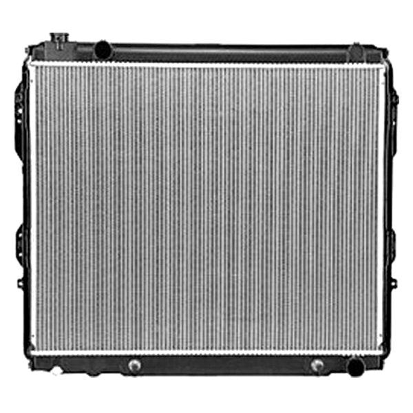 Radiator (2321) V8 Exclude Double Cab Toyota Tundra 2000-2006 | Hunt Auto Parts | Canadian Car Body Parts Store | Painted & Non-painted | TO3010187