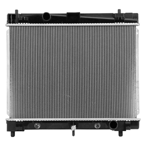 Radiator (2890) Yaris [Sedan 2007-2012] [Hatchback 2006-2014] Toyota Yaris | Hunt Auto Parts | Canadian Car Body Parts Store | Painted & Non-painted | TO3010306