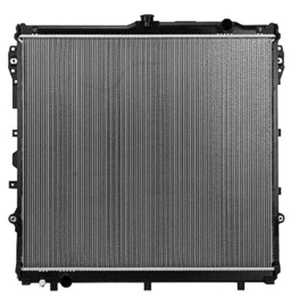 Radiator (2993) 4.0 L Toyota Tundra 2007-2013 | Hunt Auto Parts | Canadian Car Body Parts Store | Painted & Non-painted | TO3010314