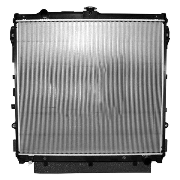 Radiator (2992) 4.7L Toyota Tundra 2007-2009 | Hunt Auto Parts | Canadian Car Body Parts Store | Painted & Non-painted | TO3010315