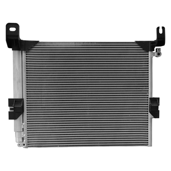 Condenser (3393) Toyota Tacoma 2005-2011 | Hunt Auto Parts | Canadian Car Body Parts Store | Painted & Non-painted | TO3030205