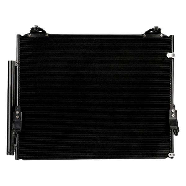 Condenser (3598) With Receiver Dryer Toyota Tundra 2007-2015 | Hunt Auto Parts | Canadian Car Body Parts Store | Painted & Non-painted | TO3030210