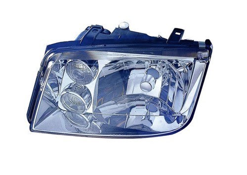 Head Lampdriver Sidewithfog Lamp Type 4 High Quality Volkswagen Jetta 1999-2002 | Hunt Auto Parts | Canadian Car Body Parts Store | Painted & Non-painted | VW2502116