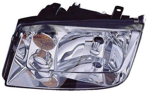 Head Lamp Driver Side Without Fog Lamp [Jetta 2002-2005 (Gen 4 From Vin 2108642)] [Jetta City 2007] High Quality Volkswagen Jetta | Hunt Auto Parts | Canadian Car Body Parts Store | Painted & Non-painted | VW2502125