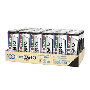 100PLUS Zero Sugar (24 x 325ml)