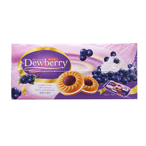 Jack N' Jill Dewberry Flavoured Sandwich Cookies - Blueberry (12 x 36g)