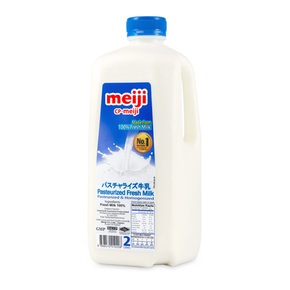 Meiji Fresh Milk (2L)