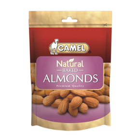 Camel - Natural Almonds (400g)