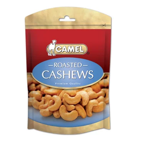 Camel - Roasted Cashews (400g)