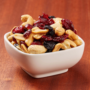 Peanut Butter & Jelly Mix -Peanut, Baked Cashew, Cranberry (Raspberry) Fusion, Blueberry (500g)