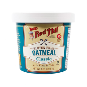 Bob's Red Mill Gluten Free Classic Oatmeal Cup  (51g)