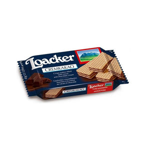 Loacker Wafer Chocolate (25 x 45g)