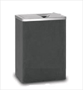 MetalPlas Indoor Bin - 20L (Dark grey)