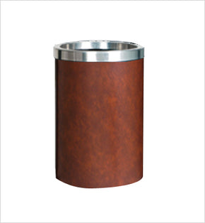 MetalPlas Indoor Bin - 15L (Brown)