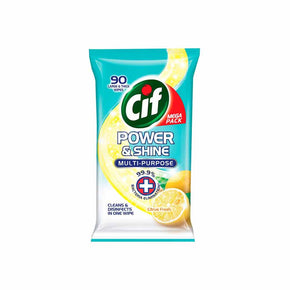 CIF Multipurpose Anti Bacterial Wipes - Citrus Fresh
