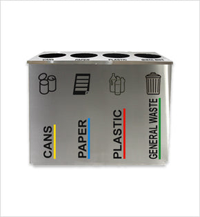 RSS Recycling bins - 240L