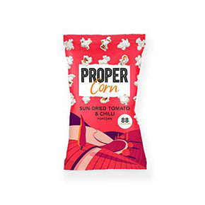 Propercorn - Sun Dried Tomato & Chilli (24 packets x 20g)