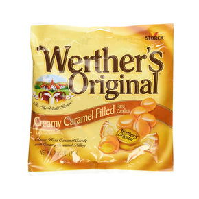 Storck Werther's Original Caramel Sugarfree (24 x 70g)
