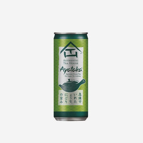 Authentic Tea House Can Drink - Ayataka Green Tea (12 x 300ml)