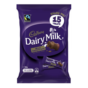 Cadbury Dairy Milk - Milk Chocolate (15 x 12g)