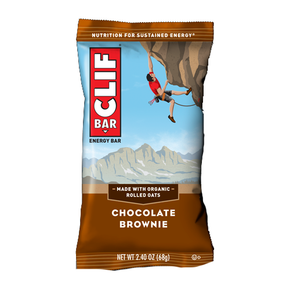 Clif Organic Bar Chocolate Brownie (68g)