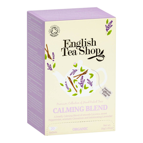 English Tea Shop Organic - Calming Tea (20 x 2g)
