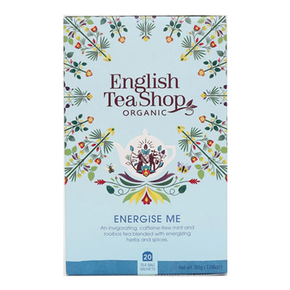 English Tea Shop Wellness - Energise Me Tea (20 x 2g)