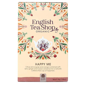 English Tea Shop Wellness - Happy Me Tea (16 x 2g)