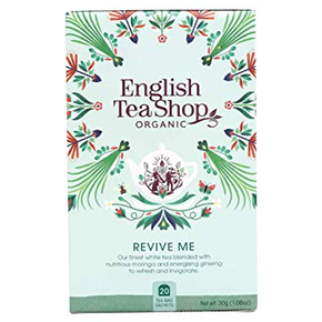 English Tea Shop Wellness - Revive Me Tea (16 x 2g)