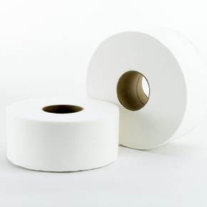 Jumbo Toilet Roll - Recycled Material (16 Rolls/ Packet)