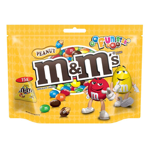 M&M's Chocolate Fun-size - Peanut (15 x 13.5g)