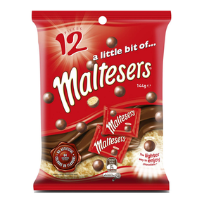 Maltesers Chocolate With Crisps  Fun-size (12 x 12g)