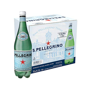 San Pellegrino Sparkling Natural Water - Case (1L)