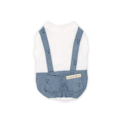 Bib Pants - Blue Jean