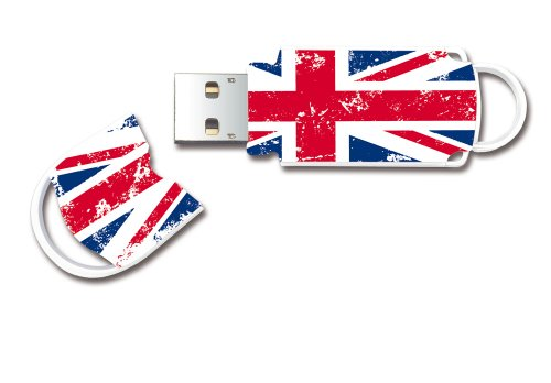 Integral Xpression Union Jack - 64GB USB Pen Drive