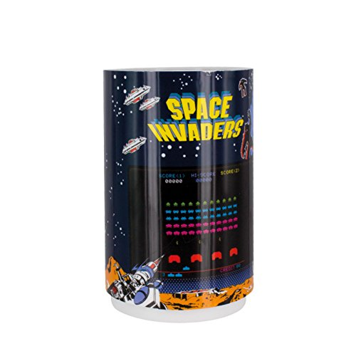 Space Invaders Multi-Colour Projector Light