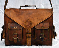 Handmade Genuine Leather Messenger Bag