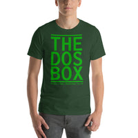 "Classic T-Shirt (Forest) - Design ""www.thedosbox.co.uk"""