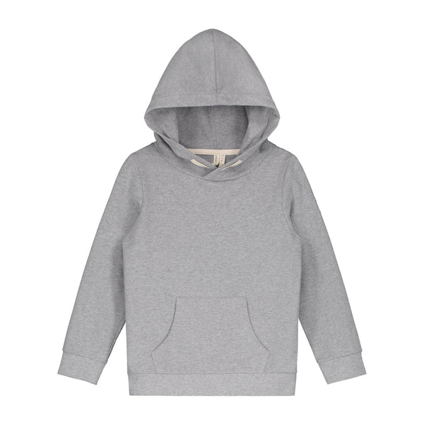 hooded sweater by gray label hoodie made of organic cotton