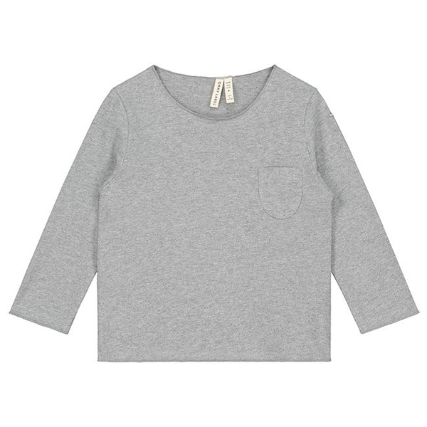 Longsleeve Pocket Tee