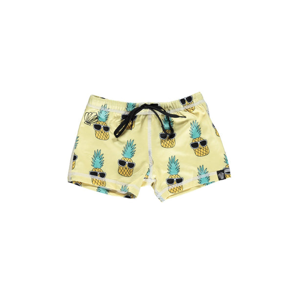 Punky Pineapple Swimshort