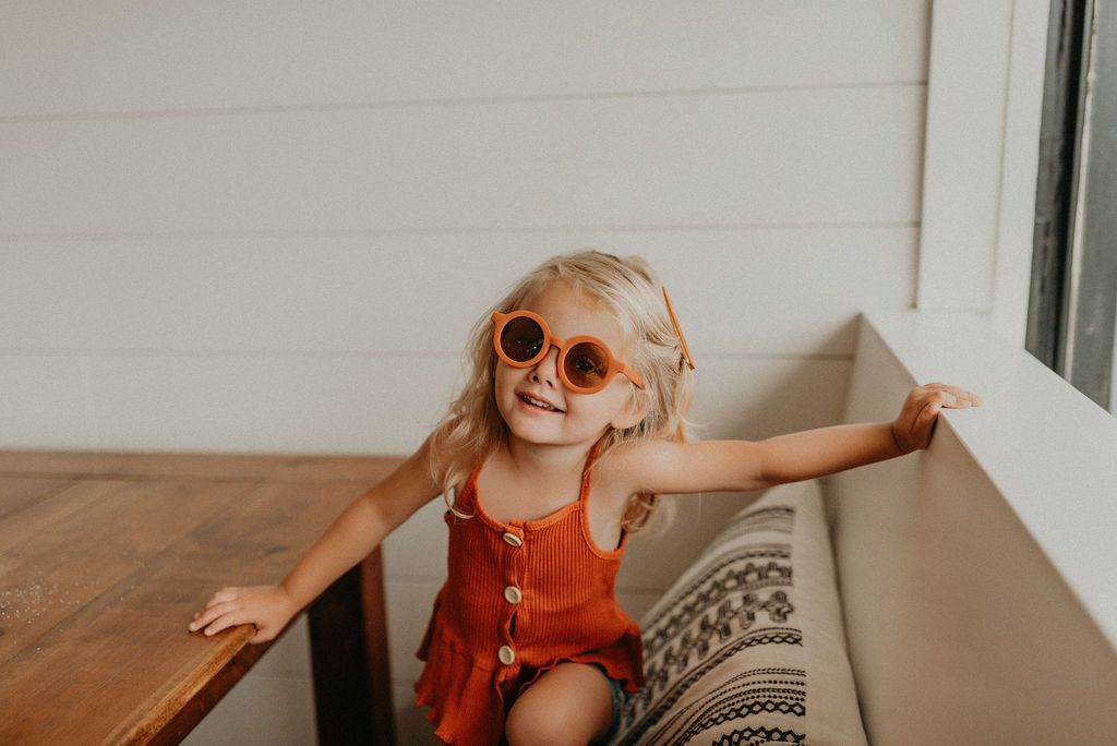 Sustainable Kids Sunglasses SPICE
