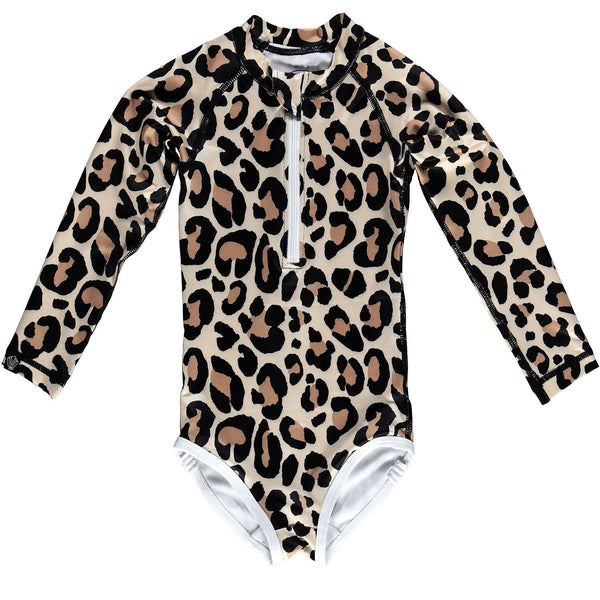 Leopard Shark Suit